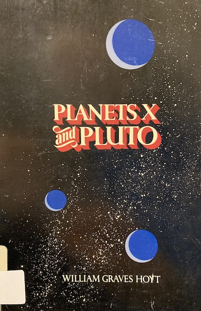 Planets 'X' ..